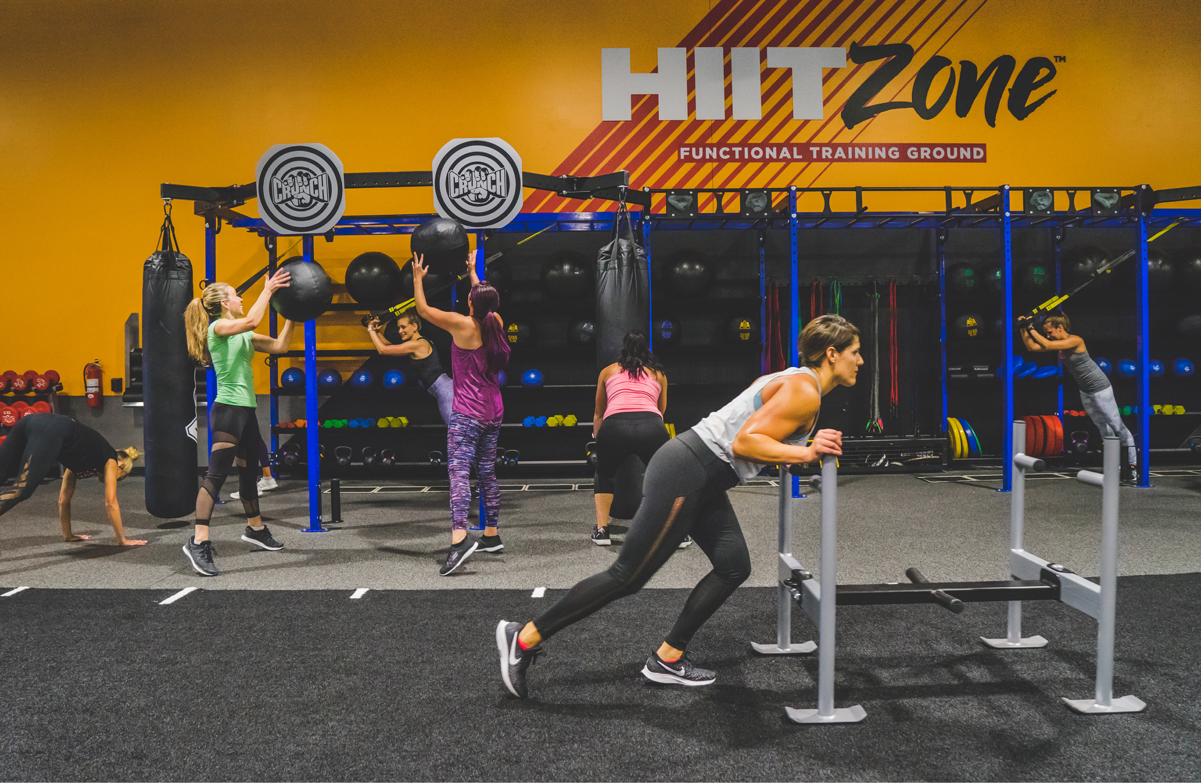 Open+club hiitzone